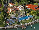 Miami Beach Palm Island Estate for sale