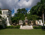 Miami mansion in Coconut Grove