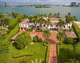 Star Island Mansion In Miami Beach