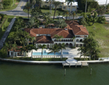 Cher's home - Miami Beach real estate for sale on La Gorce Island in Miami Beach Florida