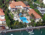 Miami Beach real estate - Palm Island House Miami Beach Florida
