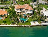 Cher's house in Key Biscayne