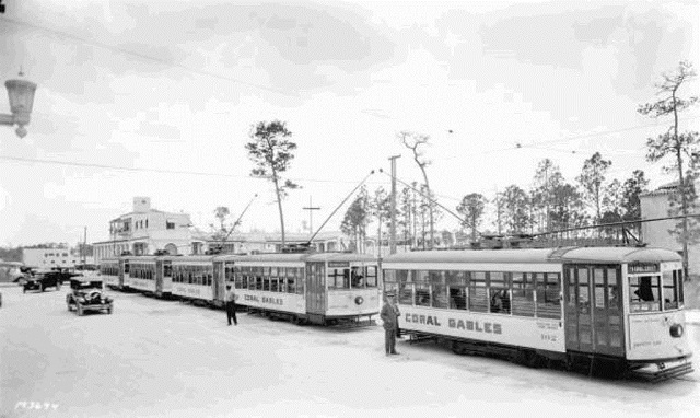 The Coral Gables Rapid Transit Corporation  in 1925