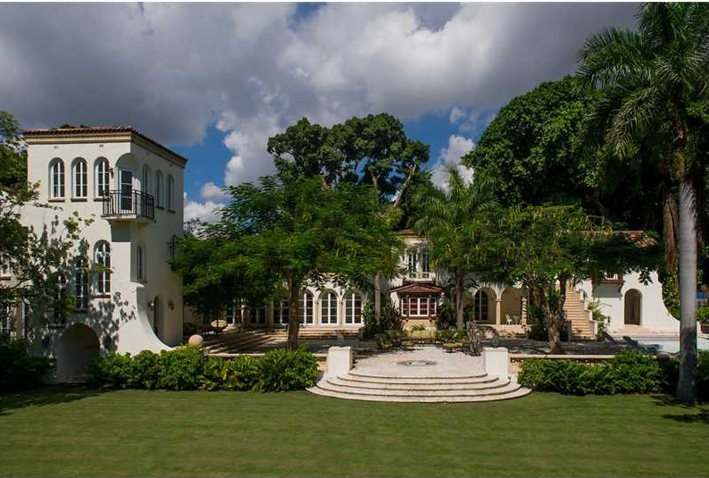 La Brisa Miami mansion in Coconut Grove