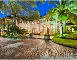 Miami real estate luxury home