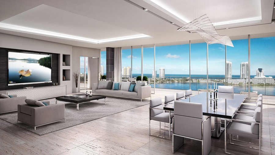 Prive living room