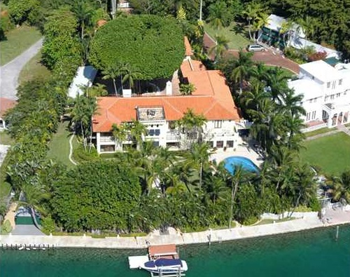 Rosie O'Donnell's Star Island Mansion