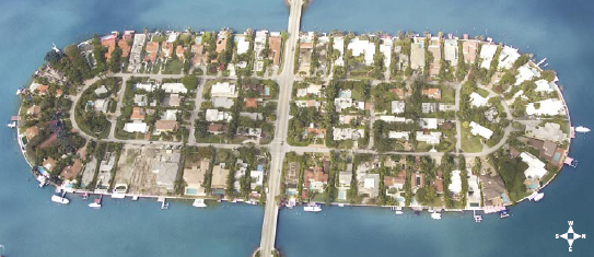 Miami Beach - real estate - San Marino Island