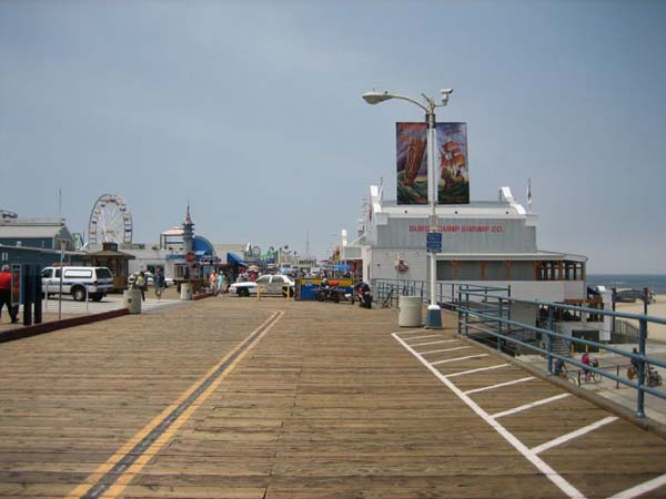 Santa Monica California real estate - Santa Monica Pier