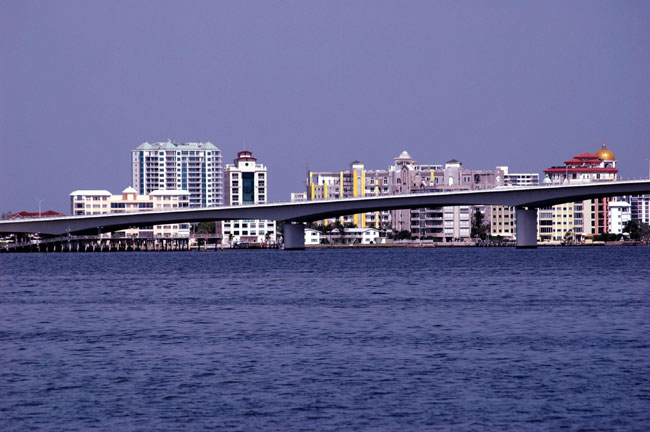 Sarasota real estate - skyline