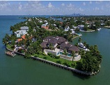 Key Biscayne real estate - homes and condos