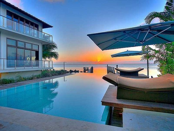 Key Biscayne Luxury Home at 7 Harbor Point