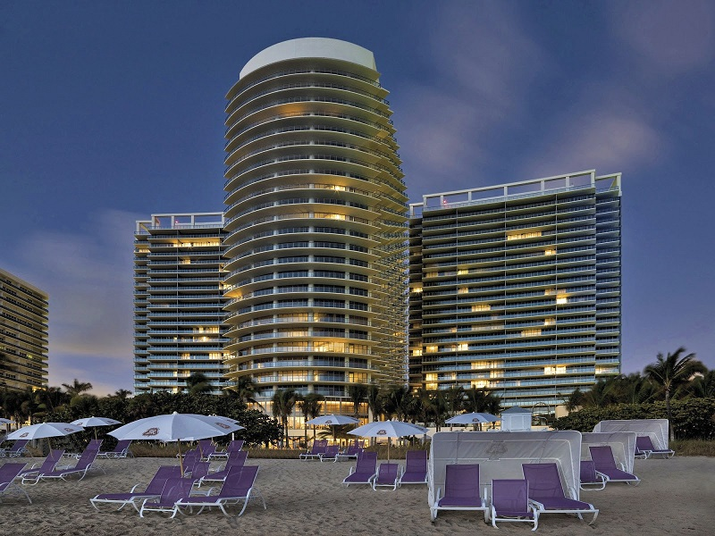 Bal Harbour St. Regis Hotel and Residences