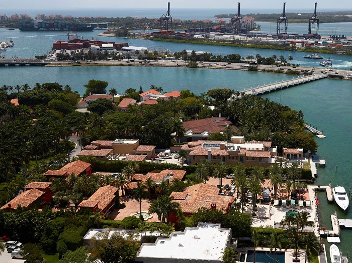 star island facing port and fisher island
