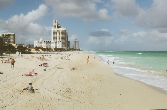 Sunny Isles Real Estate - view of Sunny Isles beach in Sunny Isles Florida